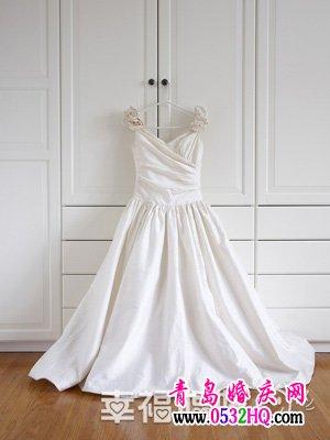挑选时尚婚纱的最实用方法