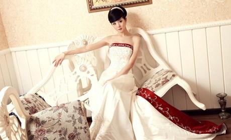 近视新娘拍婚纱照时怎么化妆?