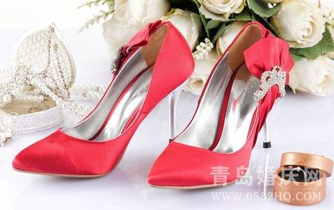 新娘婚鞋选择最实用技巧