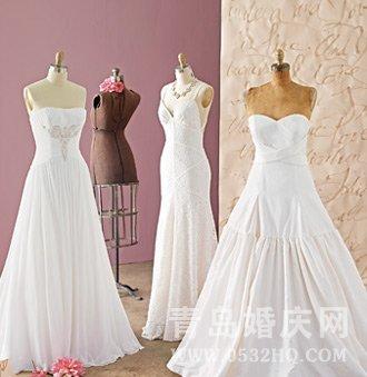 新娘如何挑选高品质的婚纱礼服