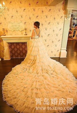 婚纱怎么选?按照12星座选择新娘嫁衣