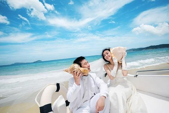 旅游婚纱照注意什么 旅游婚纱照介绍