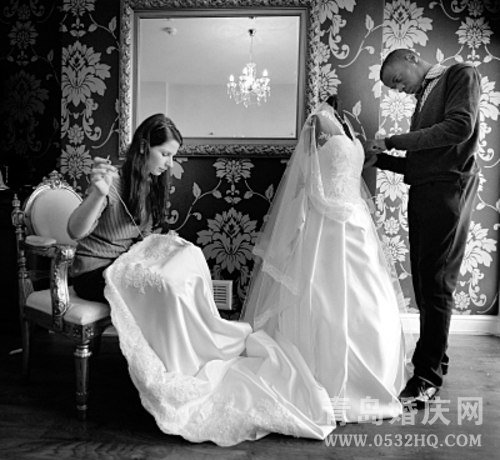 山寨凯特婚纱一周上市设计师紧急山寨