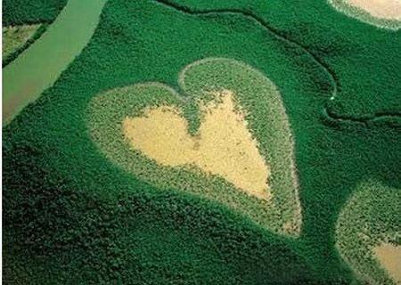 蜜月之旅世界八大心形岛屿