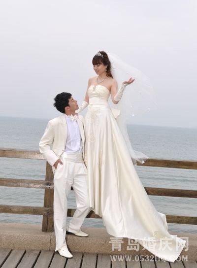 新娘婚纱不撞衫 定制独一无二婚纱