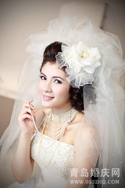 完美新娘选择婚纱&造型全攻略