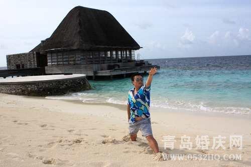 蜜月旅游去哪里?―马尔代夫av岛