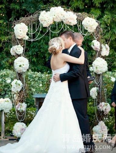 婚庆拱门布置效果图 婚庆拱门布置 婚庆拱门