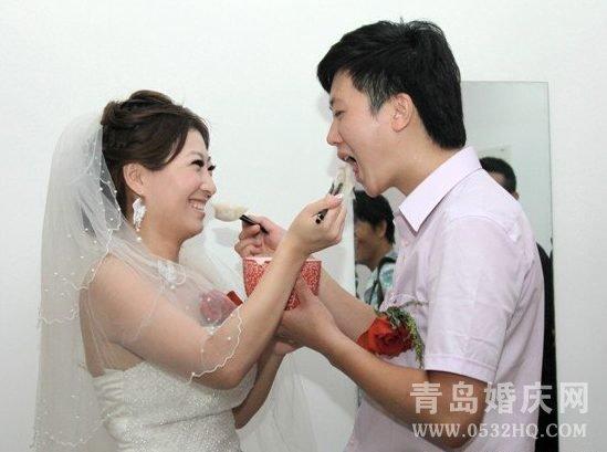 青岛结婚当天风俗习惯及禁忌
