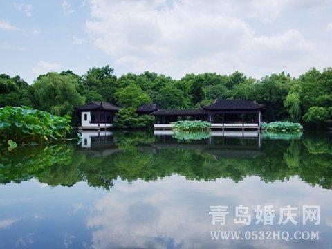 杭州西湖蜜月旅游值得去的景点