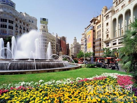 西班牙蜜月旅游 邂逅最美异域风情