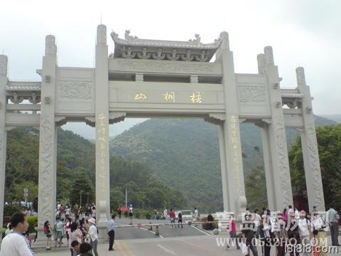 深圳梧桐山旅游 邂逅最美自然风光