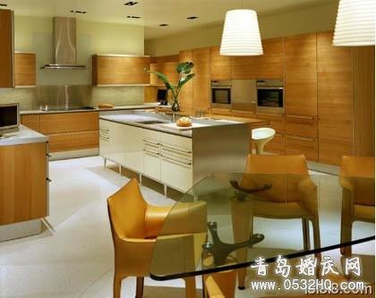 一居室小户型装修图厨房