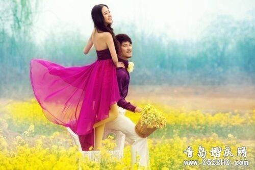 青岛艺姿尚美婚纱摄影怎么样?