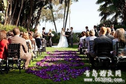 将浪漫进行到底 夏天四大主题婚礼推荐