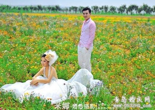青岛米娜婚纱摄影怎么样?好不好?