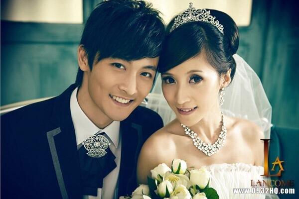 在青岛婚纱一条街订婚纱照的经历