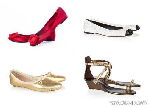 新娘选择平底婚鞋 要美丽也要舒服