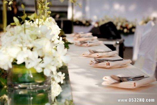 细数西式自助餐婚宴的优缺点