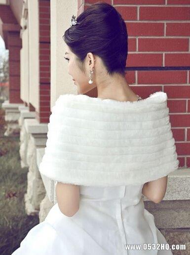 温暖冬季婚礼 5款新娘必备单品推荐