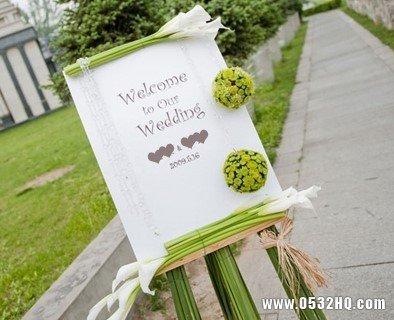 婚礼DIY设计 小细节打造专属甜蜜