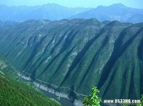 重庆长江三峡旅游 感受壮丽峡谷情怀