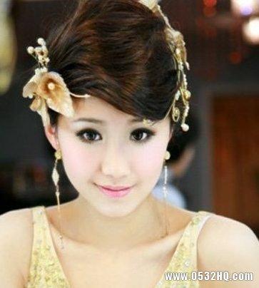 盘点4种不同风格的户外婚礼妆容