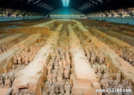 秦始皇陵兵马俑 沉睡千年的威武之师