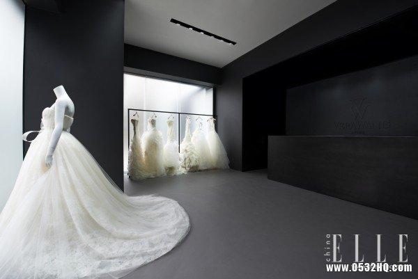Vera Wang亚洲首家婚纱旗舰店落户上海新天地