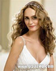 推荐3款欧美风最流行的新娘发型