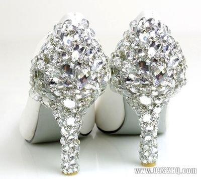 选择最佳婚鞋 史上最详细的婚鞋攻略
