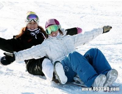 冬日旅游好去处 欣赏多姿多彩冰雪美景
