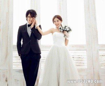 支招:如何拍出韩式小清新婚纱照?
