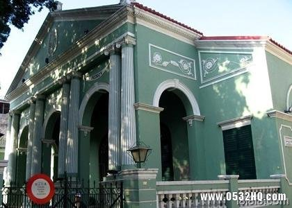澳门旅游景点之澳门圣老楞佐教堂