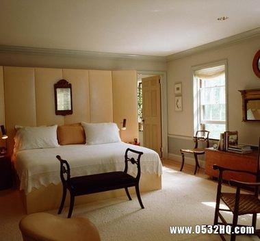 小卧室大浪漫 小型婚房卧室装修方案
