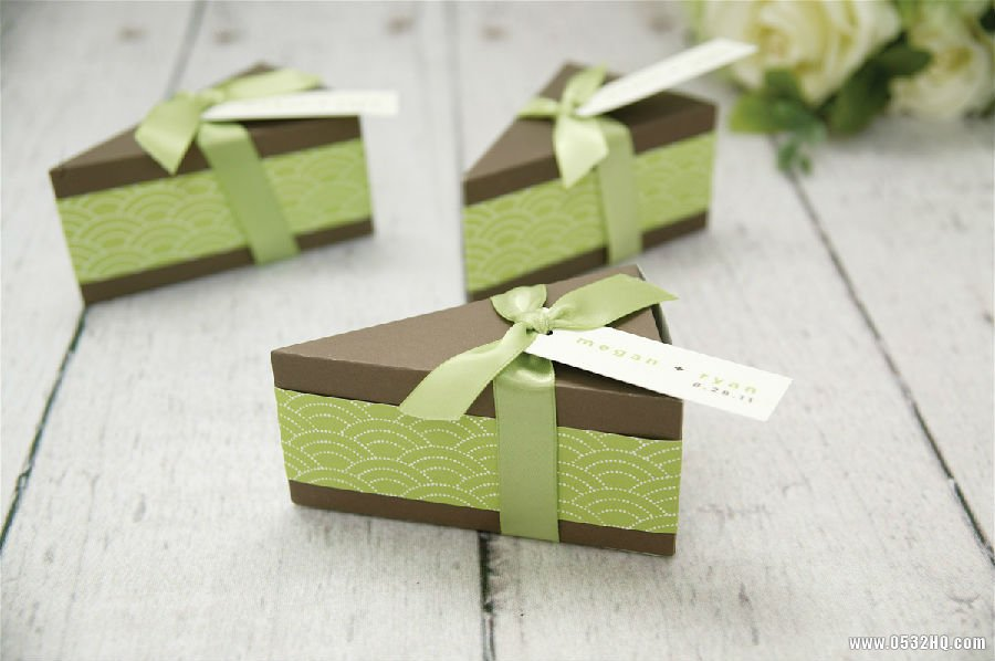 致创意结婚喜糖盒