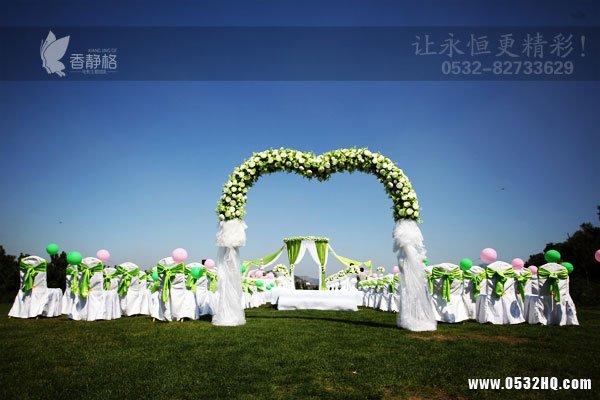 香静格婚纱电影婚礼策划