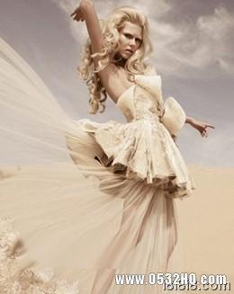 唯美新娘发型设计2