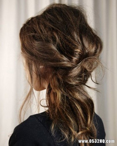多变新娘发型助您应对糟糕天气