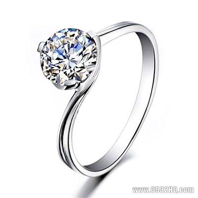 如何挑选铂金戒指 选购铂金结婚戒指的知识