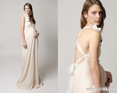 怀孕新娘如何拍婚纱照及注意事项