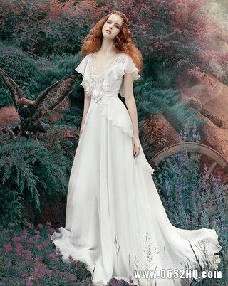 什么款式的婚纱显瘦 显瘦婚纱选择技巧