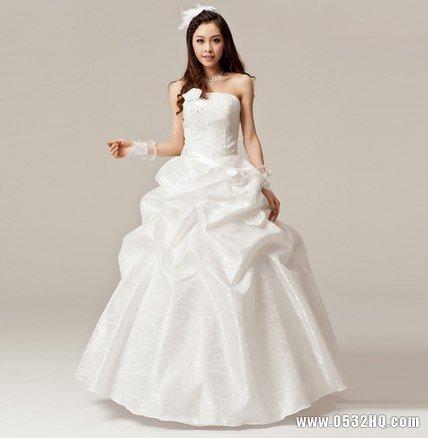 青岛租婚纱礼服的地方 青岛哪家婚纱店