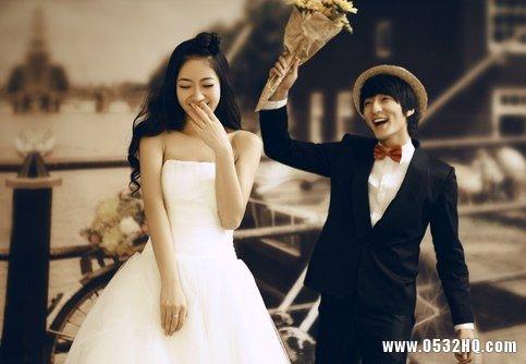 韩式婚纱照与欧式婚纱照有什么区别