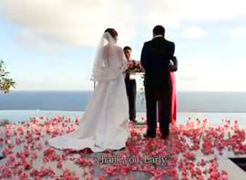 巴厘岛婚礼MV 最惬意的浪漫