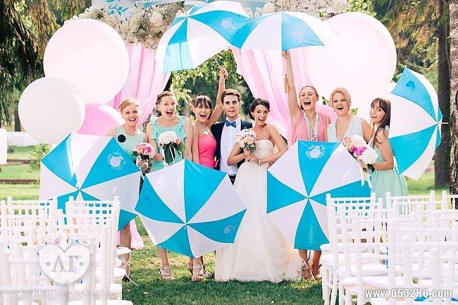 国外混搭风格婚礼布置欣赏