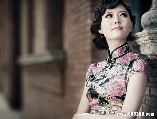 如何拍出漂亮旗袍婚纱照 注意什么?
