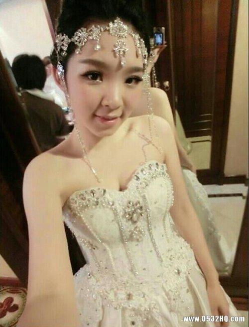 新娘化妆作品