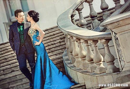 皇室婚纱照的风格类型与拍摄建议