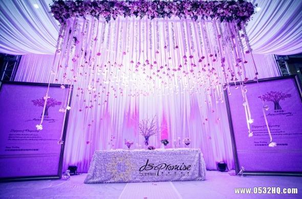 教你婚礼如何布置才能更有特色